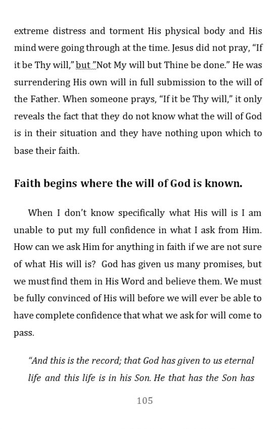 The Power in Believing page 105